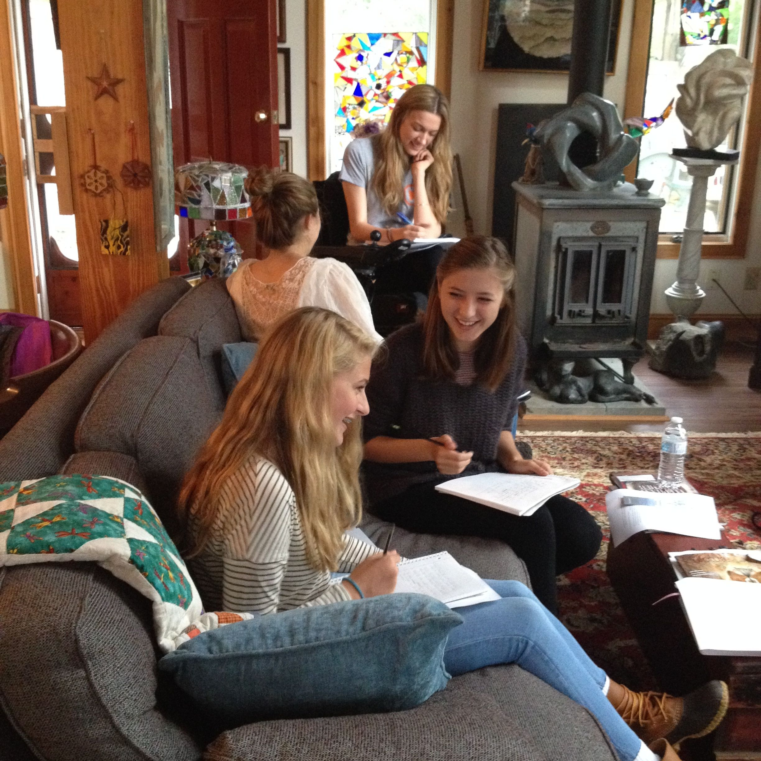 Biscuit Run Writing Retreat – DECEMBER 4TH!